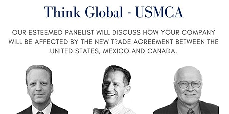 Think Global - USMCA tickets