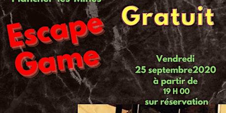 Escape Game - 2ème Session (21 h 30) billets