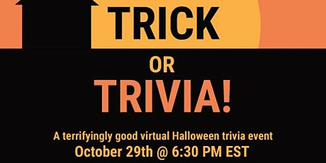 Trick or Trivia in Support of Rebuilding Together NYC tickets