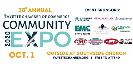 Fayette Business & Community Expo tickets