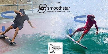 Smoothstar Surfskate Training Tickets