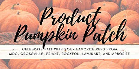 Product Pumpkin Patch tickets