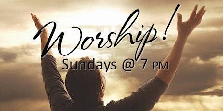 Penticton Alliance Church Sunday Evening Worship Gathering tickets