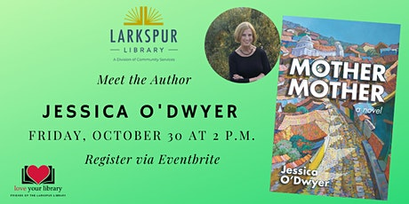 Meet the Author: Jessica O'Dwyer tickets
