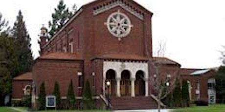 0900 JBLM Roman Catholic Mass at Main Post Chapel tickets
