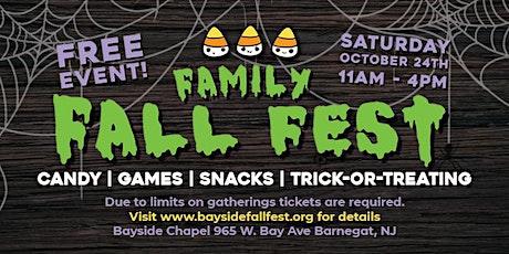 Bayside Fall Fest tickets
