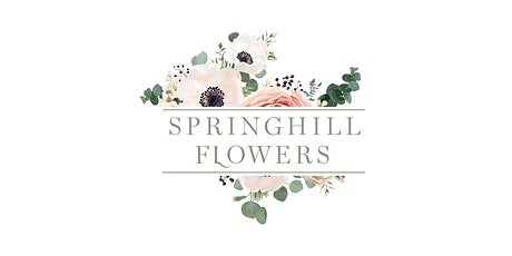 Springhill Flower's Christmas Open House tickets