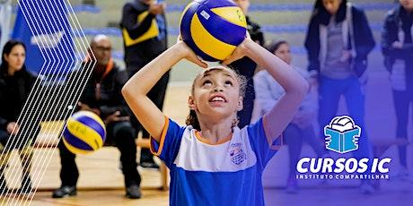 Curso IC de Minivôlei | Iniciação esportiva ingressos