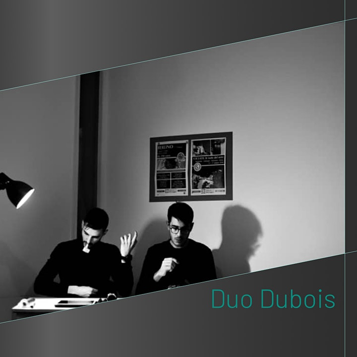 Immagine Duo Dubois - Incó_ntemporanea Festival 2020