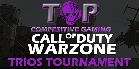 Copy of Call of Duty Warzone Tournament -  Trios tickets