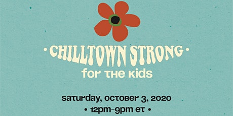 #ChilltownStrong: For The Kids tickets