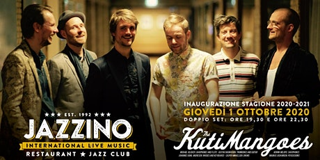 The Kutimangoes - Live at Jazzino for JCN biglietti