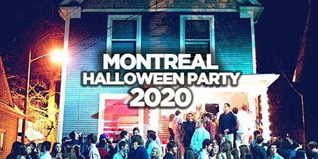 MONTREAL HALLOWEEN PARTY 2020 @ JET NIGHTCLUB | OFFICIAL MEGA PARTY! billets