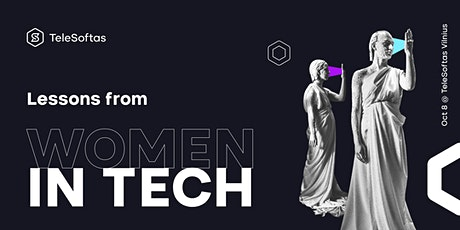 Lessons from Women in Tech tickets