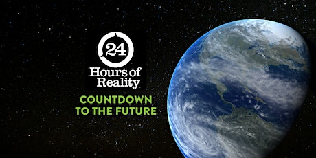 24 Hours of Reality: Countdown to the Future tickets
