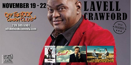 Comedian Lavell Crawford live  in Naples, FL tickets