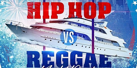 HIP HOP vs REGGAE ® NYC YACHT PARTY!! SUNDAY, SEPT 27th tickets