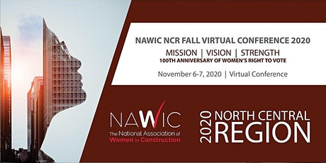 NAWIC North Central Fall Virtual Conference tickets