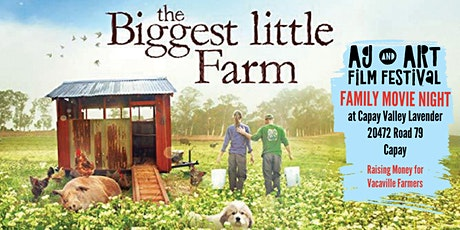 Family Movie Night: The Biggest Little Farm at Capay Valley Lavender tickets