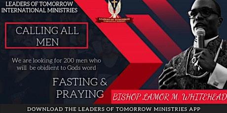 Fasting & Praying boletos