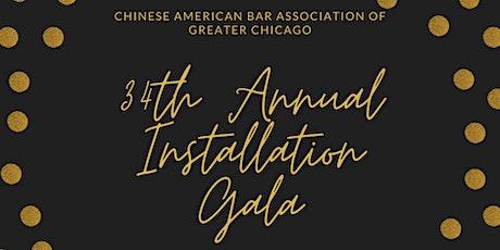 CABA Chicago 34th Installation Ceremony tickets