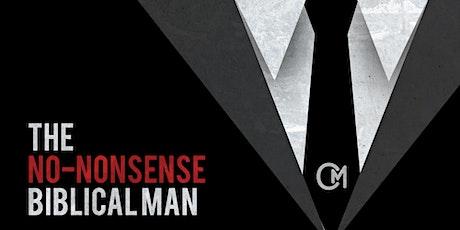 The No-nonsense Biblical Man Event tickets
