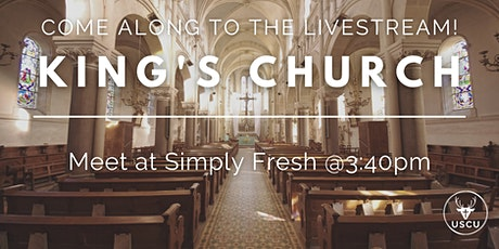 USCU King's Church Guildford (Church Search) tickets
