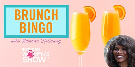 Brunch BINGO with Ramona Holloway and the SWS tickets