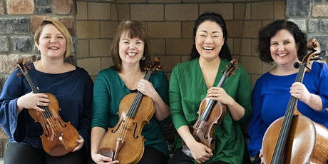 Music at Philips Lane Presents the Fairmount String Quartet tickets