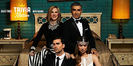 Virtual Schitt's Creek Trivia! Gift Card and Other Prizes! tickets