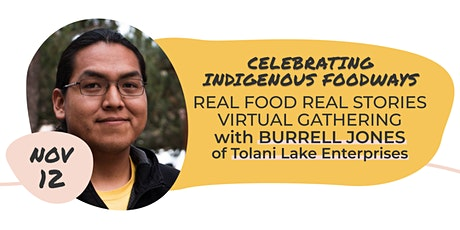 RFRS Virtual Gathering with Burrell Jones tickets