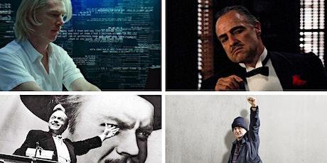 Cine, Política y Derecho entradas