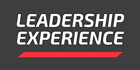 LEADERSHIP EXPERIENCE - Treinamento Líderes de Visão - Vision 1 ingressos
