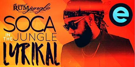 Lyrikal Live! bilhetes