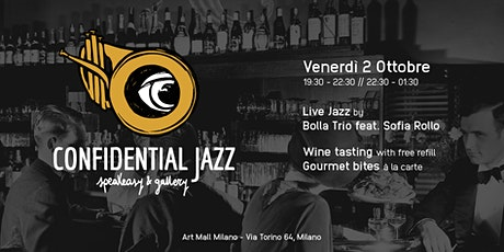 Confidential Jazz #001 biglietti