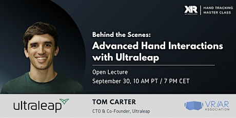 Behind the Scenes: Advanced Hand Tracking with Ultraleap billets