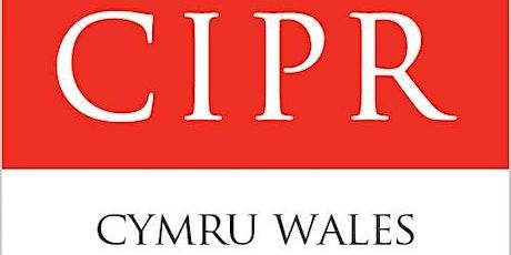 CIPR Cymru AGM 2020 tickets