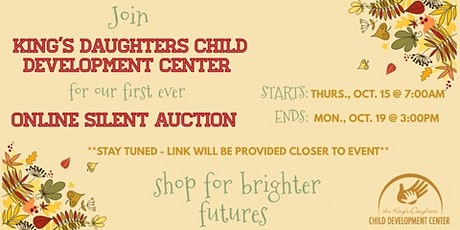 Online Silent Auction: The Future is Bright tickets