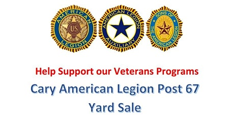 Yard Sale Supporting Veterans Programs tickets