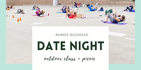 Date Night at barre3 tickets