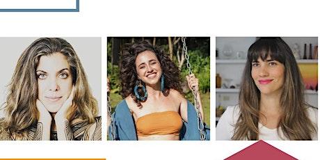 Vozes do útero: Vivência terapêutica para mulheres ingressos