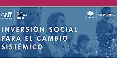 Inversión Social para el Cambio Sistémico tickets