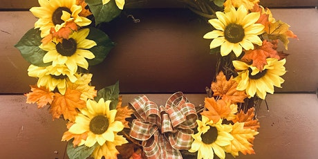 DIY Wreath Building Event at June Farms tickets