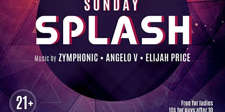 Sunday Splash @ Bauhaus Houston tickets