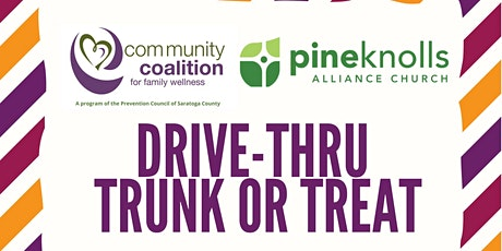 Drive-Thru Trunk or Treat 2020 tickets