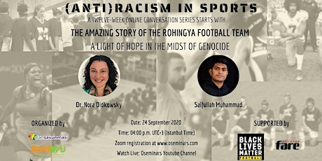 (Anti)Racism in Sports Online Series tickets