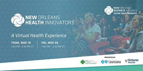 New Orleans Health Innovators(NOLAHI) tickets