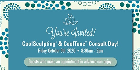 CoolSculpting® & CoolTone™ Consult Day! tickets