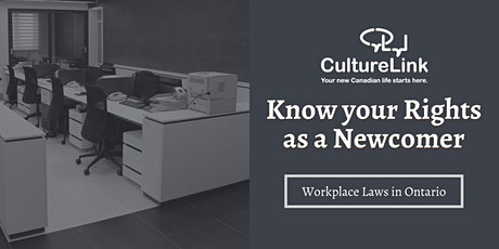 Workplace Laws in Ontario tickets