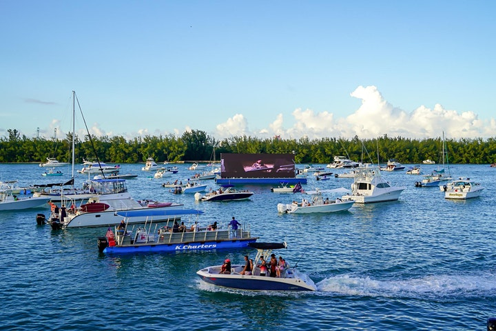Ballyhoo Media Presents: Boat-in Movies - Finding Nemo (ONLAND ZONE AVAIL) image